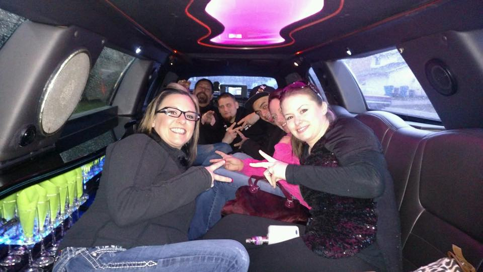 Salt lake bachelorette party limo rental